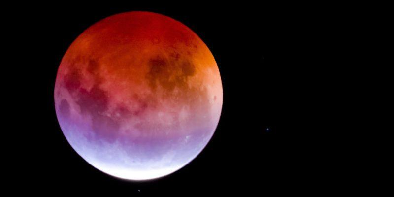 31 Ocak Kanlı Tam Ay Tutulması